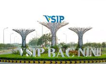Chính chủ cần nhượng lại đất nền dự án VSIP tỉnh Bắc Ninh, giá tốt.