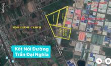 Đất nền Tân Đức Hải Sơn, kế bên bệnh viện đa khoa Tân Tạo, SHR 125m2