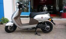 Xe máy điện Honda V3 thiết kế cổ điển tạo phong cách riêng