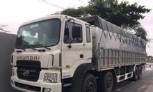 Xe tải hyundai HD320 thùng iox mui bạt nhập nguyên chiếc từ Hàn Quốc