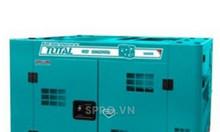 Máy phát điện chạy dầu 10kw chạy êm, bền giá rẻ