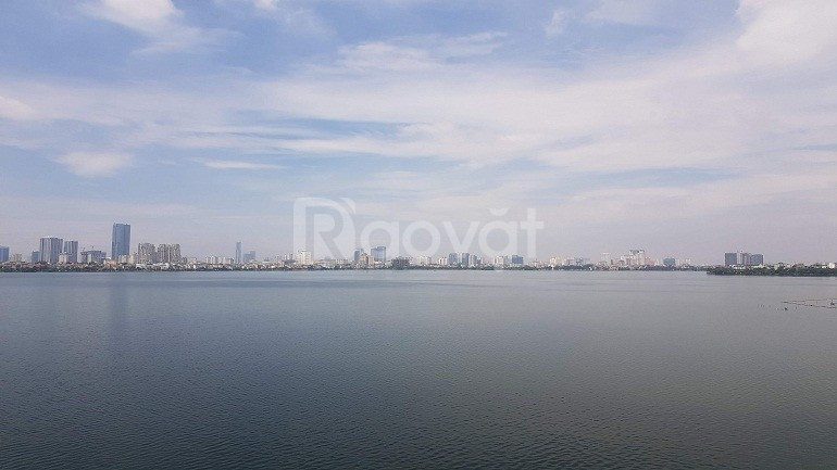 Cho thuê căn hộ Yên Phụ, Tây Hồ, 45m2, 1PN, view hồ, đủ đồ (ảnh 7)