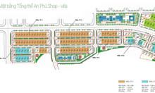 Biệt thự An Phú, KĐT mới Dương Nội, đường Lê An Phú 162m2, giá 48tr/m2