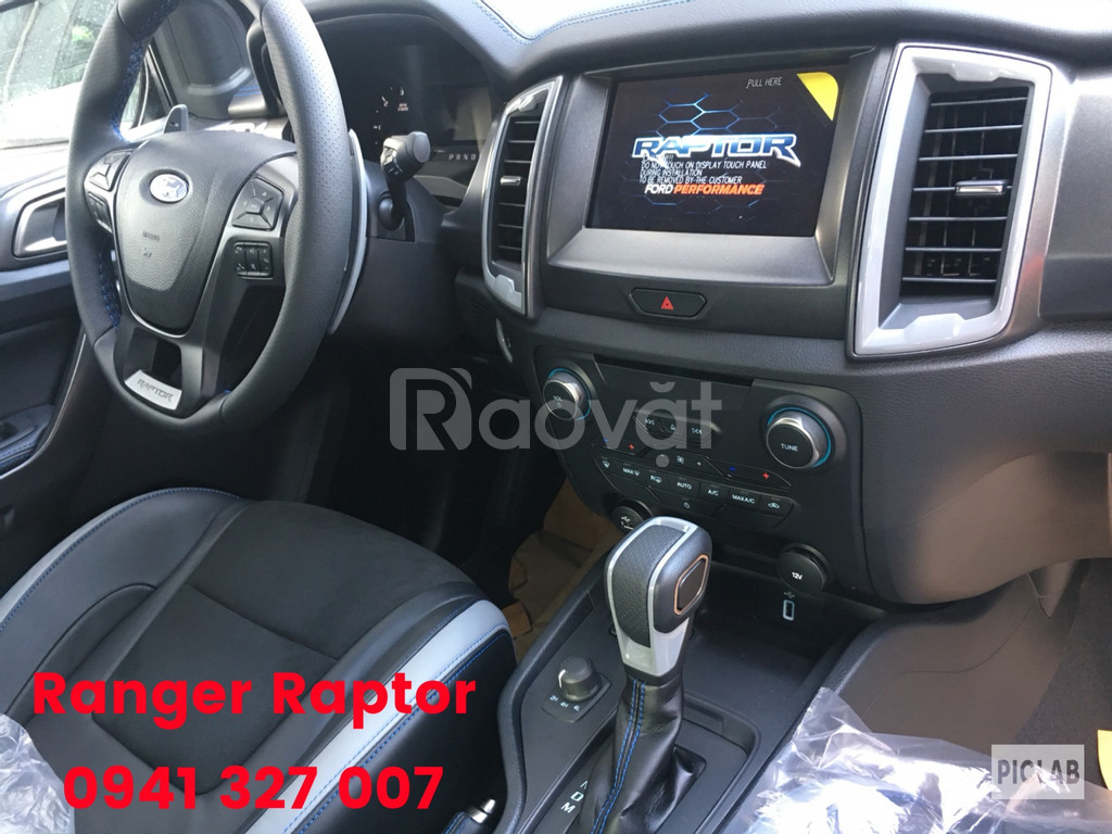 Ford Ranger tự động, máy dầu tự động, nhập Thái Lan