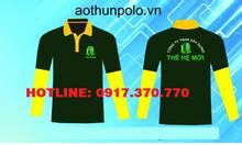 Áo thun tay dài quảng cáo hội thảo, áo thun nông dân 39k