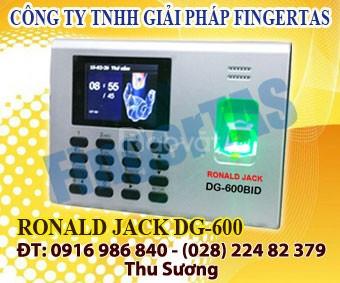 DG600 máy chấm công vân tay hàng chính hãng giá rẻ
