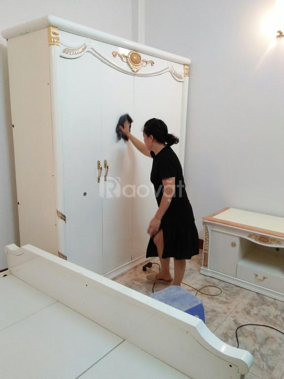 Tháo lắp tủ giường tại nhà giá rẻ (ảnh 1)