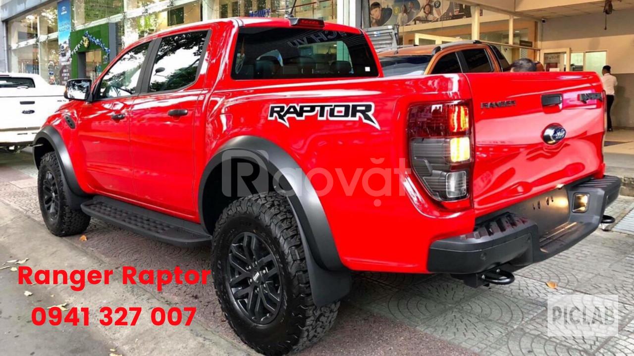 Ranger Raptor giao ngay, đủ màu
