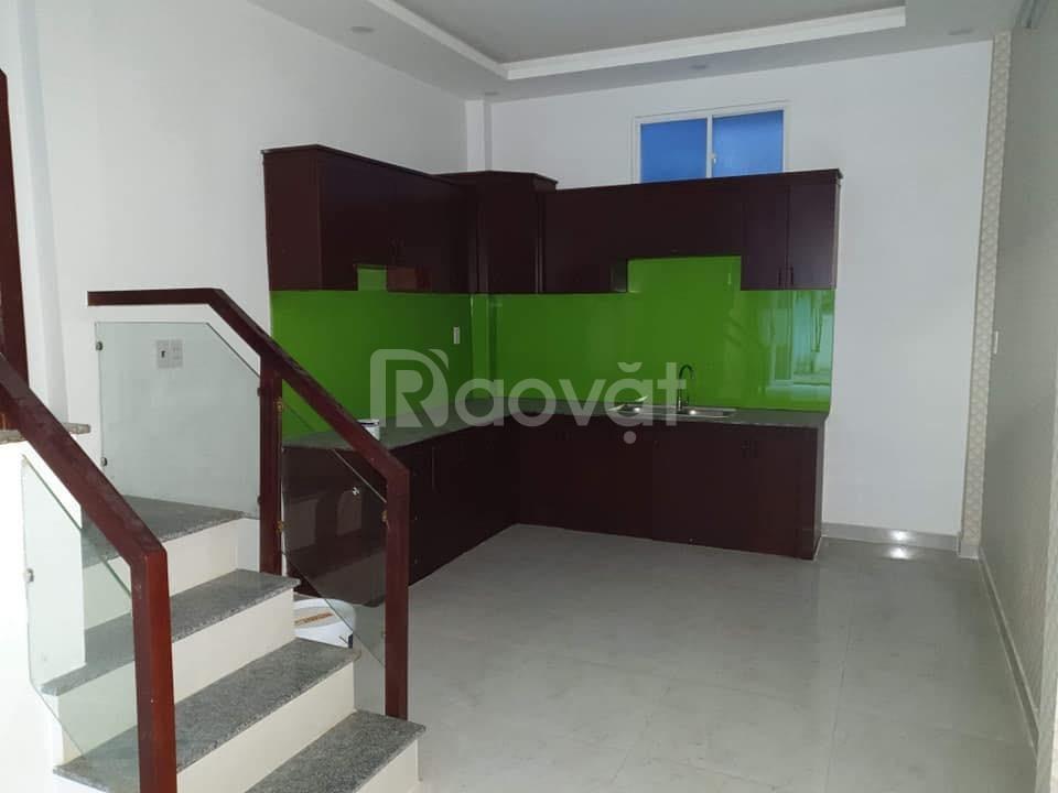 Gia đình bán nhà 4 tầng, HXH, 4PN, 5,6 tỷ, Lê Quang Định, Bình Thạnh.