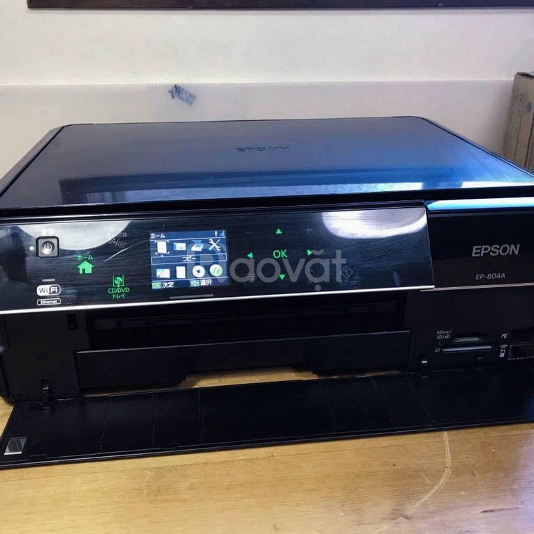 Máy in epson 804A máy in ảnh, máy photo màu ( scan, in, photo)
