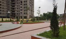 Bán căn hộ chung cư Hanoi Homeland mới hướng logia Tây Nam 1.25 tỷ