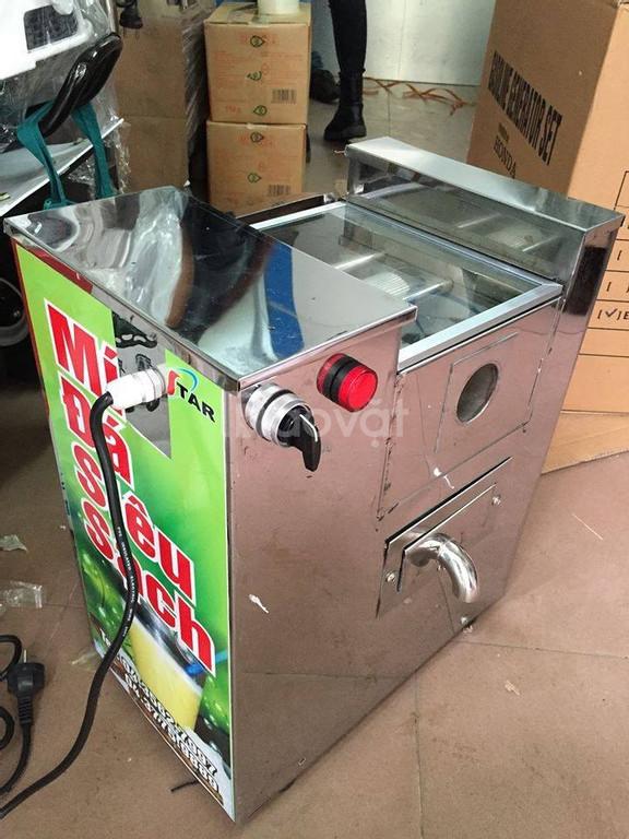 Máy ép nước mía sạch mini để bàn F1-400 (400W)