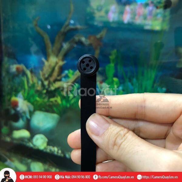 Camera v99 nhỏ ngụy trang cúc áo ip wifi