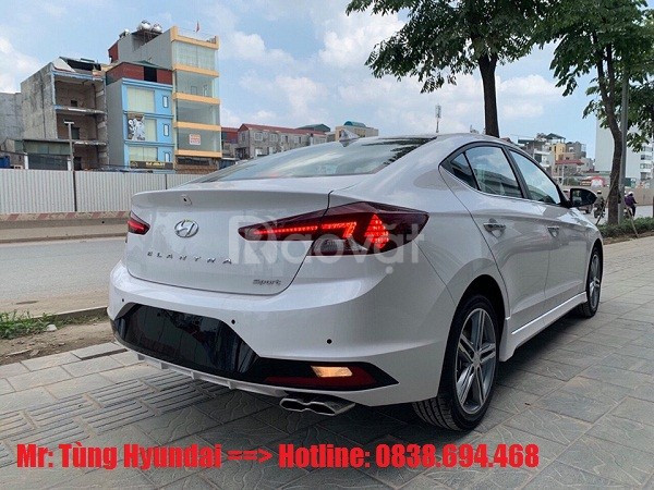Xe Hyundai Elantra năm 2019 dòng xe mang tính bất phá của hyundai