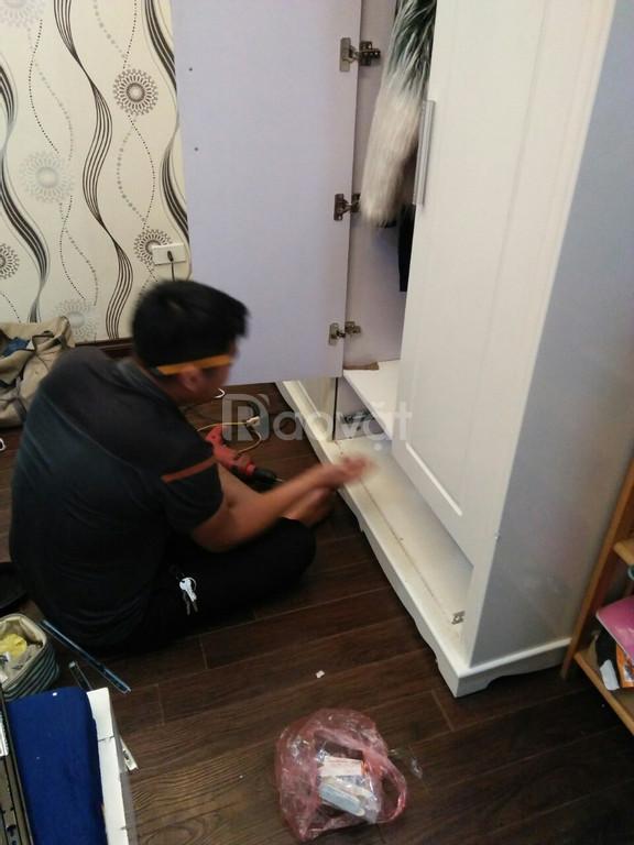 Tháo lắp tủ giường tại nhà giá rẻ (ảnh 2)