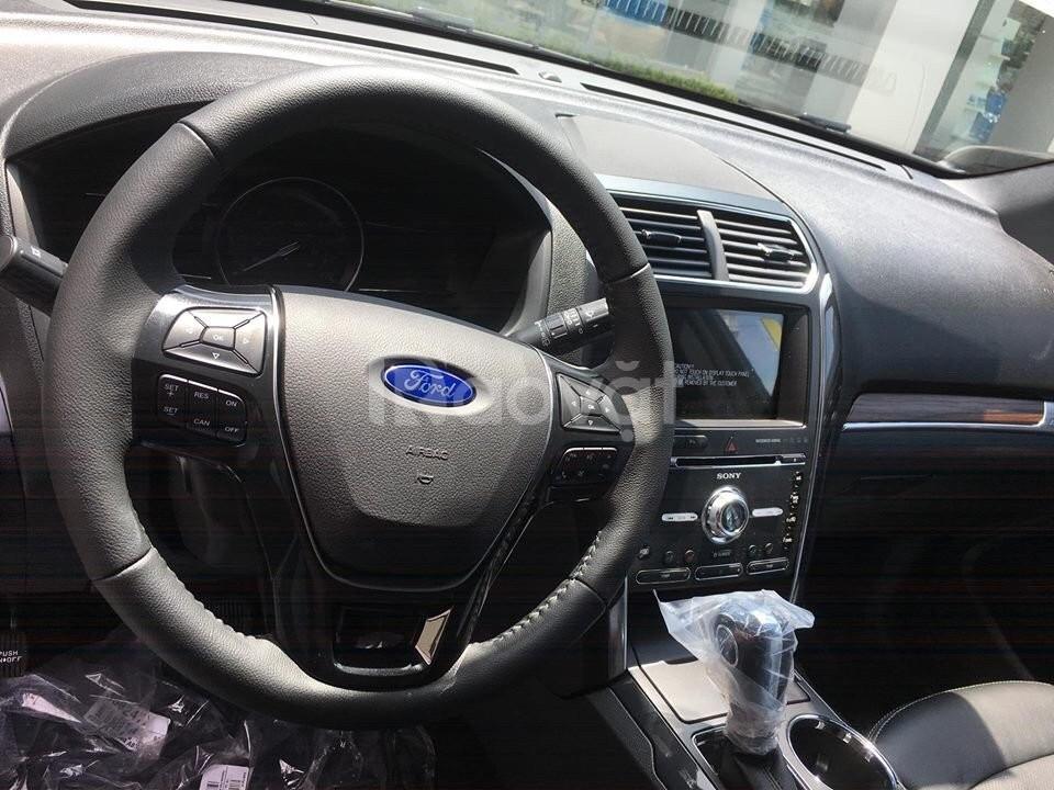 Tặng ngay một chuyến du lịch đi Mỹ khi mua xe Ford Explorer