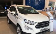 Ford EcoSport giao ngay, quà tặng khủng