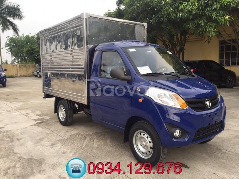 Bán xe tải Foton 1 tấn - Trả trước 30% nhận xe