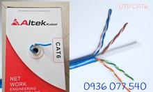 Cáp mạng UTP Cat6 Altek kabel (4 PR 23 AWG)