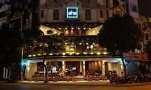 Cho thuê nhà phố 145 Trần Quốc Hoàn, Tô Hiệu DT 110m,MT10m, 90tr