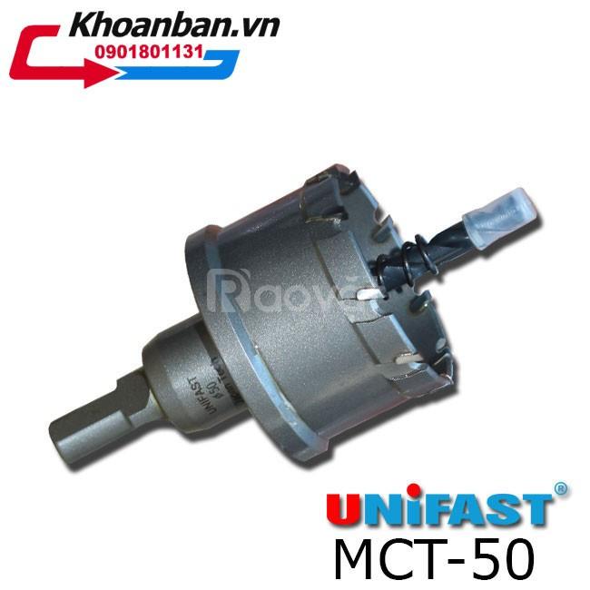 Mũi khoét lỗ trên ống MCT-50