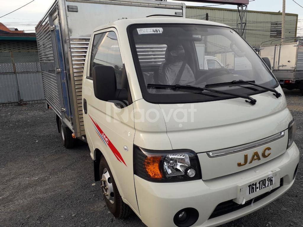 JAC 990kg mui bạt, giá tốt chính hãng