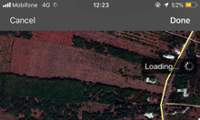 Đất nền dự án Phú Mỹ Garden chỉ 1,8tr/m2