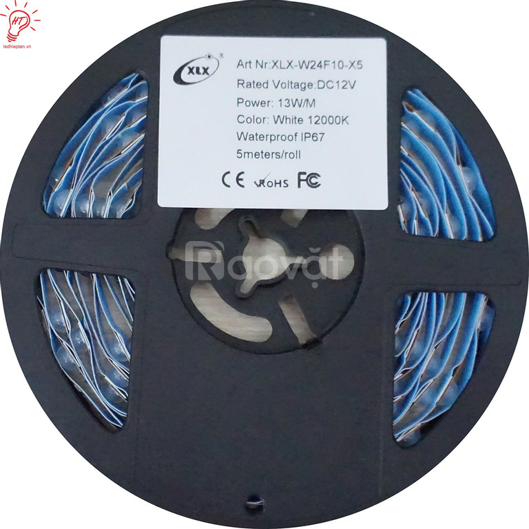 LED dây 3030 trắng IP67- Led Hiệp Tân - Vật tư led