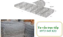 Rọ đá mạ kẽm, rọ đá bọc nhựa pcv tại Hà Giang
