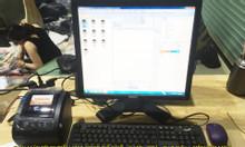 Trọn gói phần mềm bán hàng và thiết bị tính tiền cho shop - Tạp Hoá
