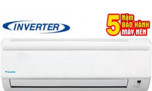 Điều hòa Inverter daikin 2 chiều 11.900BTU (FTHF35RAVMV/RHF35RAVMV)