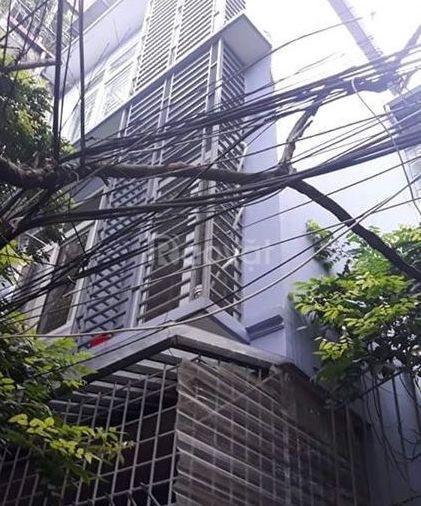 Bán nhà Bạch Mai 5 tầng, lô góc, ngõ rộng 3m, ôtô cách 15m.