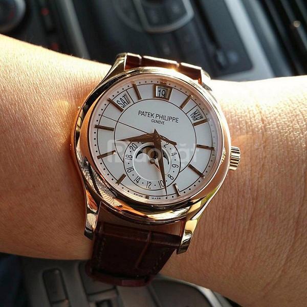 Chuyên thu mua đồng hồ patek philippe cũ giá cao Sài Gòn