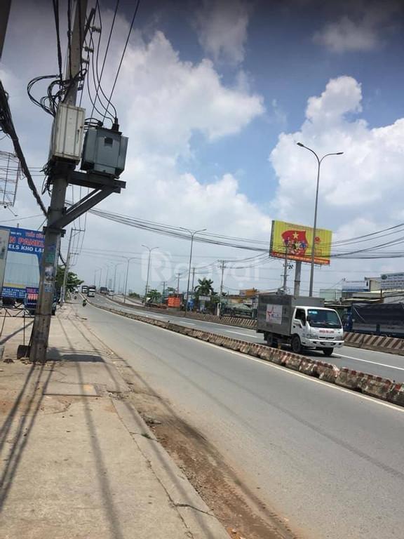 Bán đất mặt tiền quốc lộ 1A - đối diện siêu thị, công an 551m2 (ảnh 3)