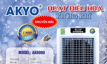 Quạt điều hòahơi nước AKYO AK-8000 Hàng chính hãng Thái Lan