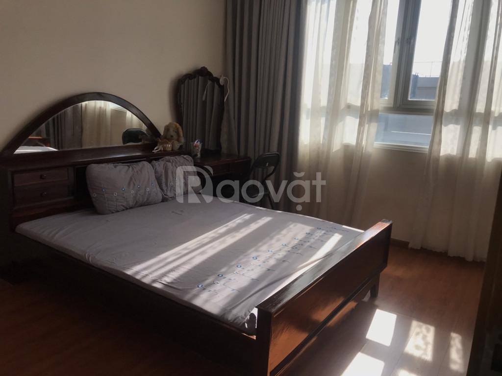 Cho thuê căn hộ Him Lam Chợ Lớn, Q. 6 full nội thất 86m2, lầu cao
