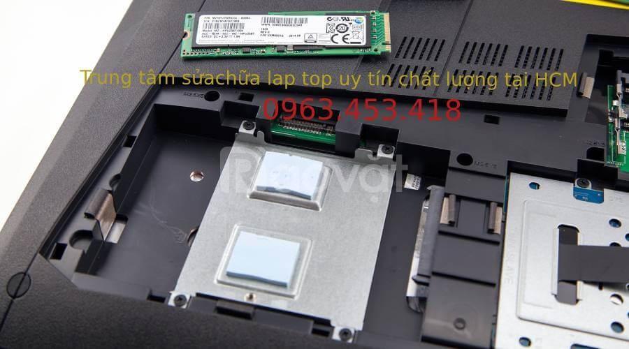 Trung tâm sửa chữa laptop uy tín chất lượng TPHCM