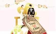 Quà tặng cưới 50 hộp - Wedding Gift 50 boxs