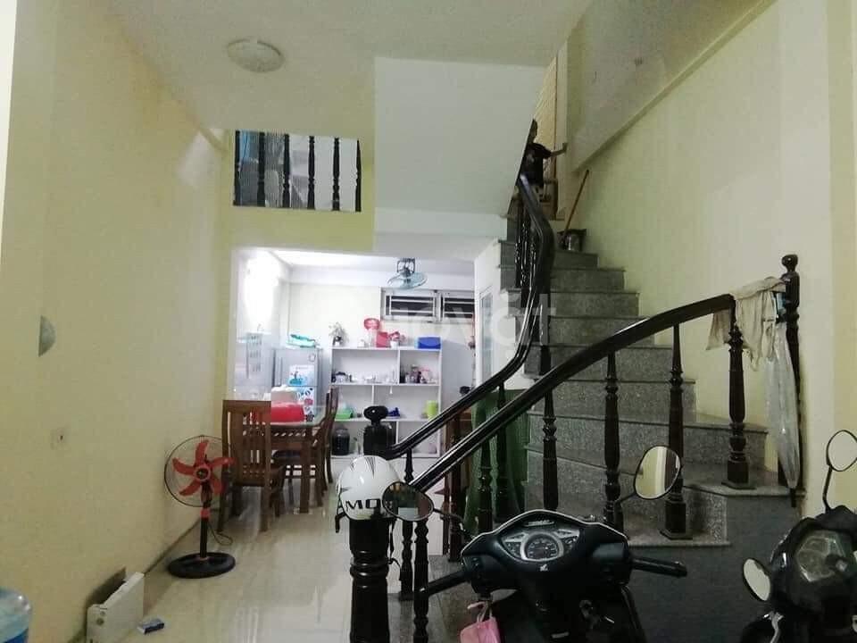 Bán nhà Kim Giang, Phường Đại Kim, Quận Hoàng Mai, 32m*5 tầng.