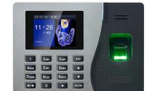 Máy chấm công vân tay/ thẻ/pin Ronald Jack W200 máy chấm giá rẻ