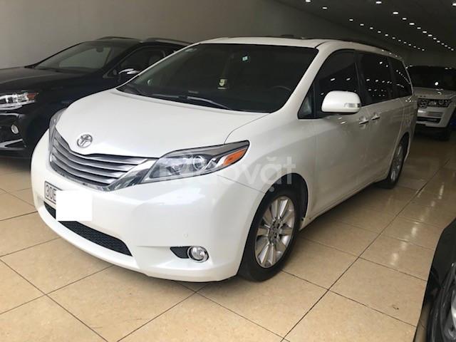 Bán Toyota Sienna Limited 2016