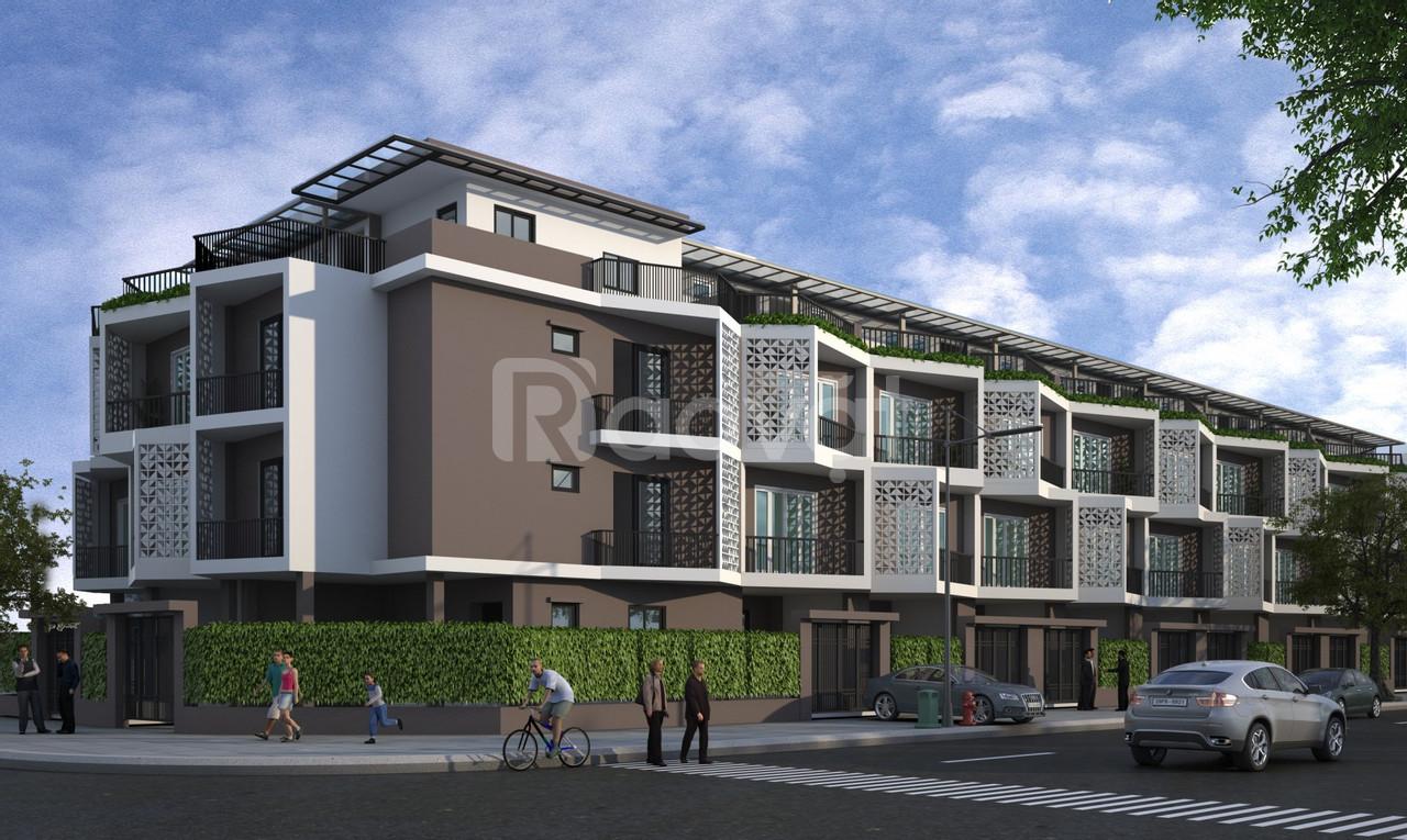Bán nhà liền kề dự án 3.5 tầng cạnh UBND huyện Hoài Đức