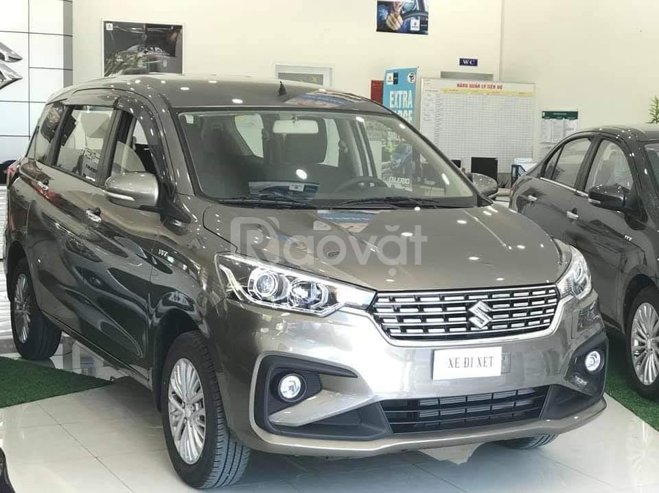 Suzuki Ertiga 2019 tự động, xe 7 chỗ nhập khẩu giá rẻ