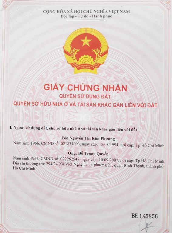 Bán đất trồng cây lâu năm xã Phước An