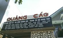 Tuyển 2 thợ thi công quảng cáo và 5 thợ học việc Đà Nẵng