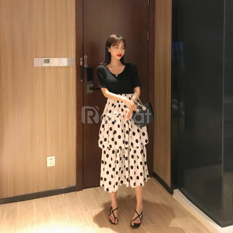 Bigsize váy đầm hè giá rẻ dành cho người béo