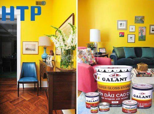 Cần bán sơn dầu Galant màu 505 giá rẻ ở quận Bình Thạnh