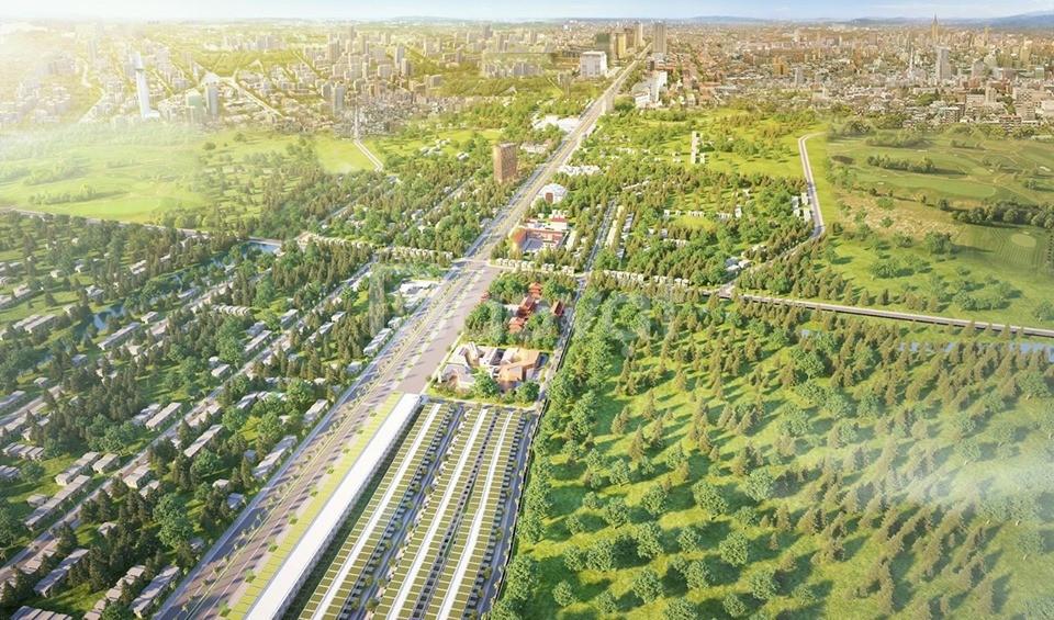 399tr/170m2 ngay mặt tiền quốc lộ dự án Mega city Kontum