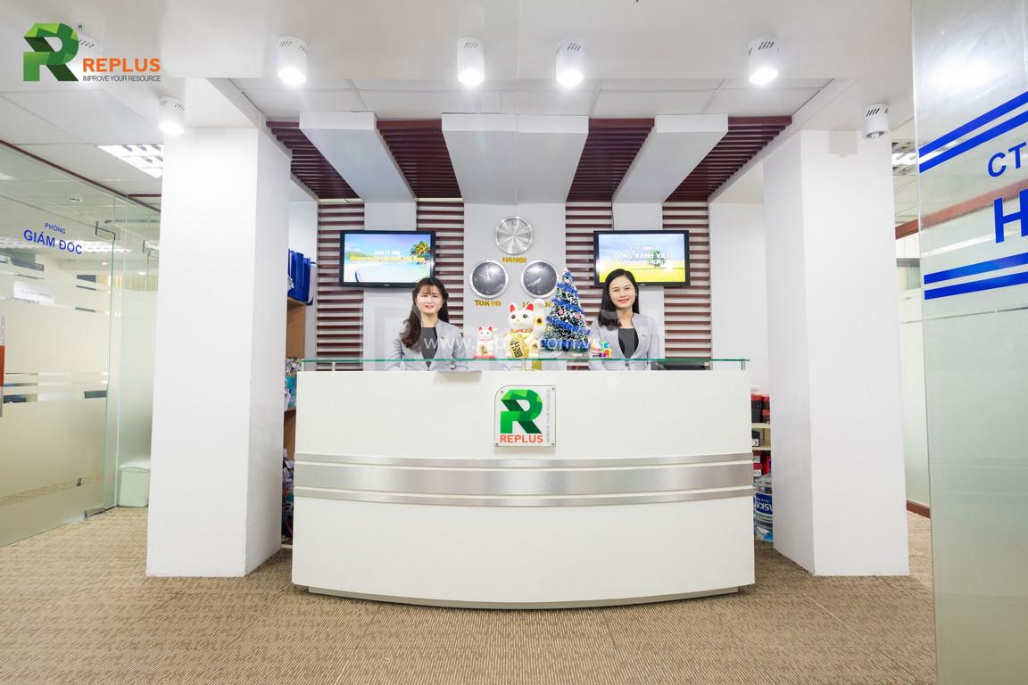 Cho thuê phòng họp tại tòa nhà Vietcomreal quận 1