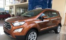 Ford Ecosport Titanium giảm tiền mặt và nhiều quà tặng khủng